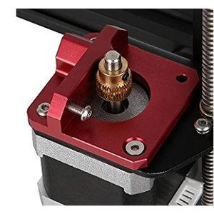 Overige MK8 / CR10 Red Metal Extruder Kit