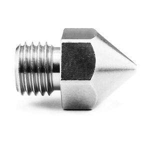 Micro Swiss Micro Swiss Plated Wear Resistant Nozzle for Creality CR-10s PRO - 0.60mm