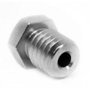 Micro Swiss Micro Swiss Plated Wear Resistant nozzle for Wanhao i3 Mini / MP Select Mini / Mini Delta / ProFab Mini / Malyan M200 / PrimaCreator P120 - 0.40mm