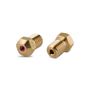 PrimaCreator PrimaCreator RepRap M6 Ruby Nozzle 0,4 mm - 1,75 mm - 1 pcs