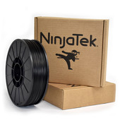 NinjaTek Cheetah Flexible - 1.75mm - 1 kg - Midnight Black