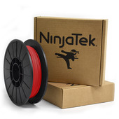 NinjaFlex Filament  - 2.85mm - 0.5 kg - Fire Red