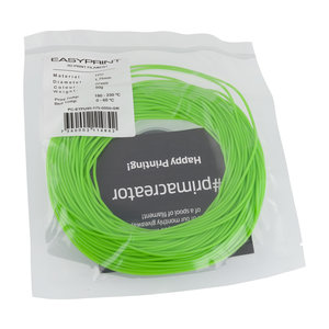 PrimaCreator PrimaCreator™ EasyPrint FLEX 95A - 1.75mm - 50 g - Green