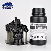 Wanhao 3D-Printer UV Resin - 250 ml - Black