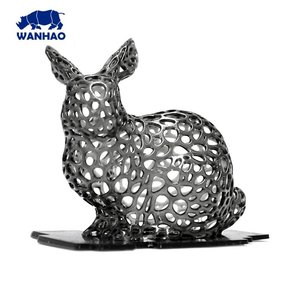 Wanhao Wanhao 3D-Printer UV Resin - 250 ml - Black
