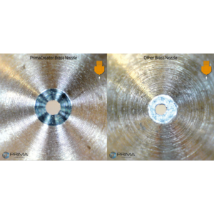 PrimaCreator PrimaCreator Volcano Compatible Brass Nozzle 0,8 mm - 1,75 mm - 1 pcs