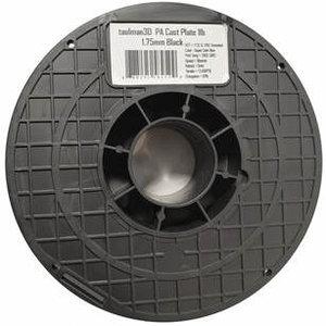 Taulman Taulman PA cast Plate Nylon - 1.75mm - 450g - Black