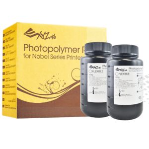 XYZ Printing XYZprinting UV Curable Resin Flexible 2 x 500 ml Bottles