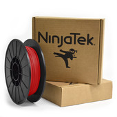 NinjaTek Cheetah Flexible - 2.85mm - 0.5 kg -  Fire Red