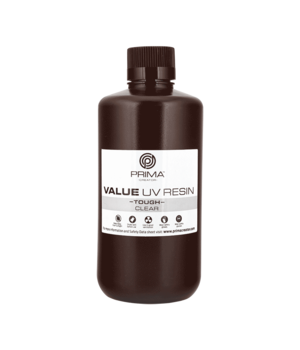 PrimaCreator PrimaCreator Value Tough UV Resin (ABS Like) - 1000 ml - Clear