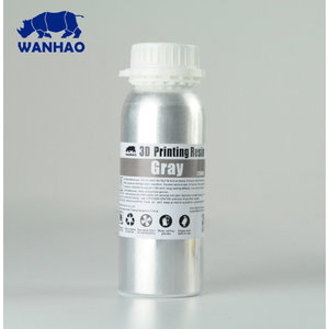 Wanhao Wanhao 3D-Printer UV Resin - 250 ml - Grey