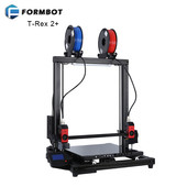 T-Rex 2+ 500mm w. High Temp Extruder and Laser Engraver