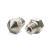 MK10 Nickel Plated Copper Nozzle 0,4 mm (For all-metal hot-ends)  - 1 pcs