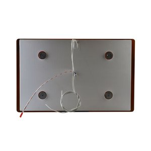 CreatBot CreatBot F430 Working Plate (Glass bed) with heating Pad