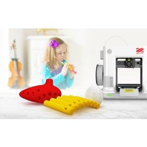 XYZ Printing XYZprinting Da Vinci Junior / Mini (NFC) Antibacterial PLA - 600g - Red