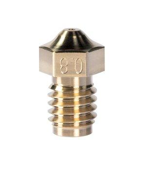 Phaetus Phaetus PS M6 Brass Nozzle 0,8 mm - 1,75 mm - 1 pcs