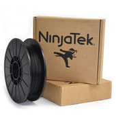 NinjaTek Cheetah Flexible - 2.85mm - 1 kg - Midnight Black