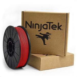 NinjaTek NinjaFlex Filament  - 2.85mm - 1 kg - Fire Red