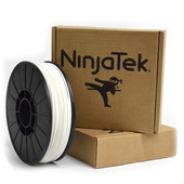 NinjaFlex Filament  - 2.85mm - 1 kg - Snow White