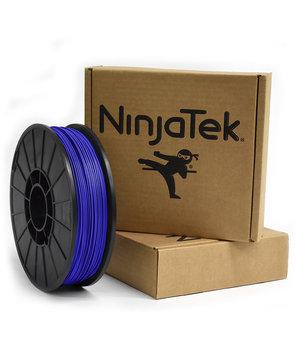 NinjaTek NinjaFlex Filament  - 1.75mm - 1 kg - Sapphire Blue