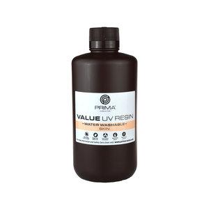 PrimaCreator PrimaCreator Value Water Washable UV Resin - 1000 ml - Skin