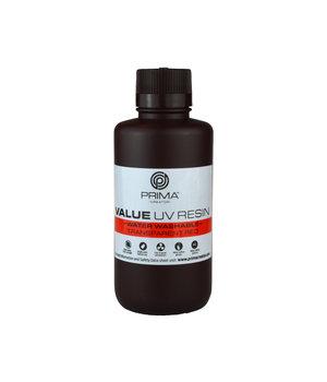 PrimaCreator PrimaCreator Value Water Washable UV Resin - 500 ml - Transparent Red