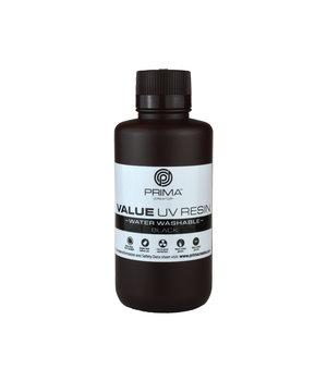 PrimaCreator PrimaCreator Value Water Washable UV Resin - 500 ml - Black