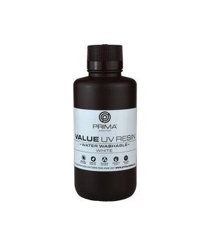PrimaCreator PrimaCreator Value Water Washable UV Resin - 500 ml - White