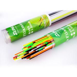 Sunlu 3D-Pen Filament - PLA - 1.75mm - 6 colors