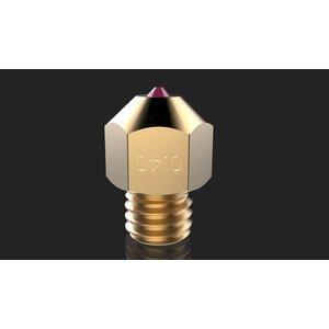 PrimaCreator PrimaCreator MK10 Ruby Nozzle 0,4 mm - 1 pcs