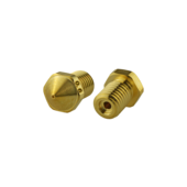 Flashforge Guider II Brass Nozzle for High Temp. Hot-End 0.6 mm