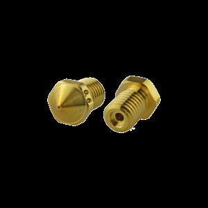 Flashforge Flashforge Guider II Brass Nozzle for High Temp. Hot-End 0.6 mm