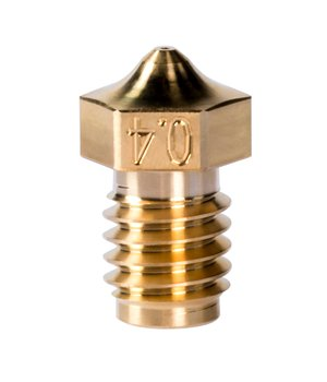 Phaetus Phaetus PS M6 Brass Nozzle 0,4 mm - 1,75 mm - 1 pcs