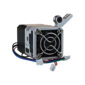 CreatBot Left Extruder Box with motor for F430 (new design)