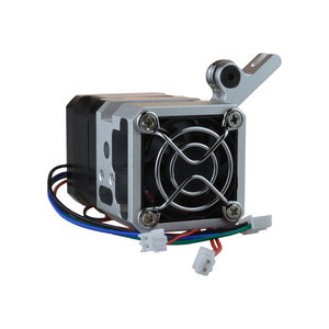 CreatBot CreatBot Left Extruder Box with motor for F430 (new design)
