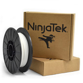 NinjaTek Cheetah Flexible - 2.85mm - 0.5 kg -  Snow White