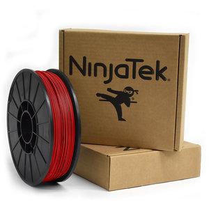 NinjaTek NinjaFlex Filament  - 1.75mm - 1 kg - Fire Red