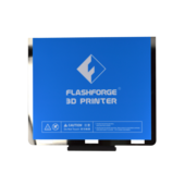 Flashforge Guider IIS Flexible Spring Steel Build Plate