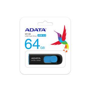 - ADATA UV128 USB Flash Drive - 64 GB