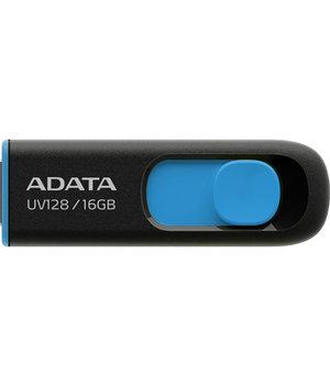 - ADATA UV128 USB Flash Drive - 16 GB
