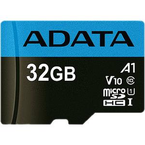 - ADATA Premier microSDXC/SDHC UHS-I - 32 GB