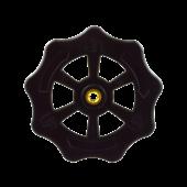 Wanhao D12 - M4 leveling nut, handwheel