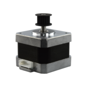 Wanhao D12 42-34 motor with synchronous wheels