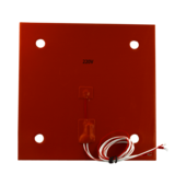 Wanhao D12 Silica Gel heater 290*290 mm