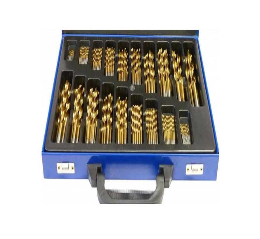 Weber Tools Borenset - 170-Delig