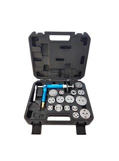 Weber Tools Weber Tools Remterugdraai set - Luchtbediening - 16-Delig