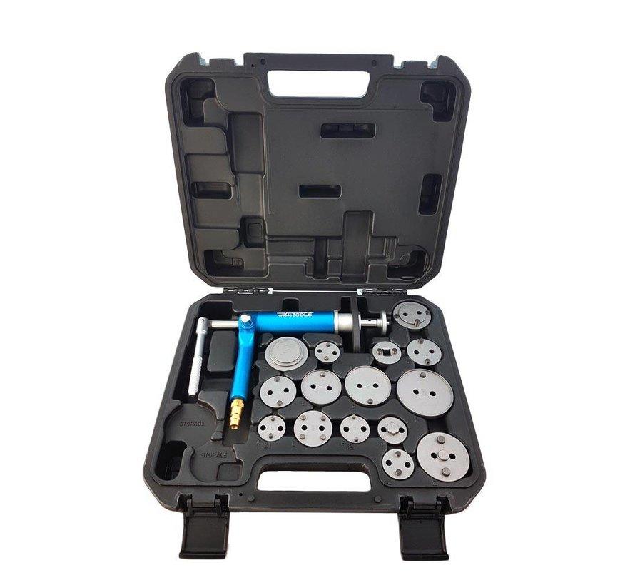 Weber Tools Remterugdraai set - Luchtbediening - 16-Delig