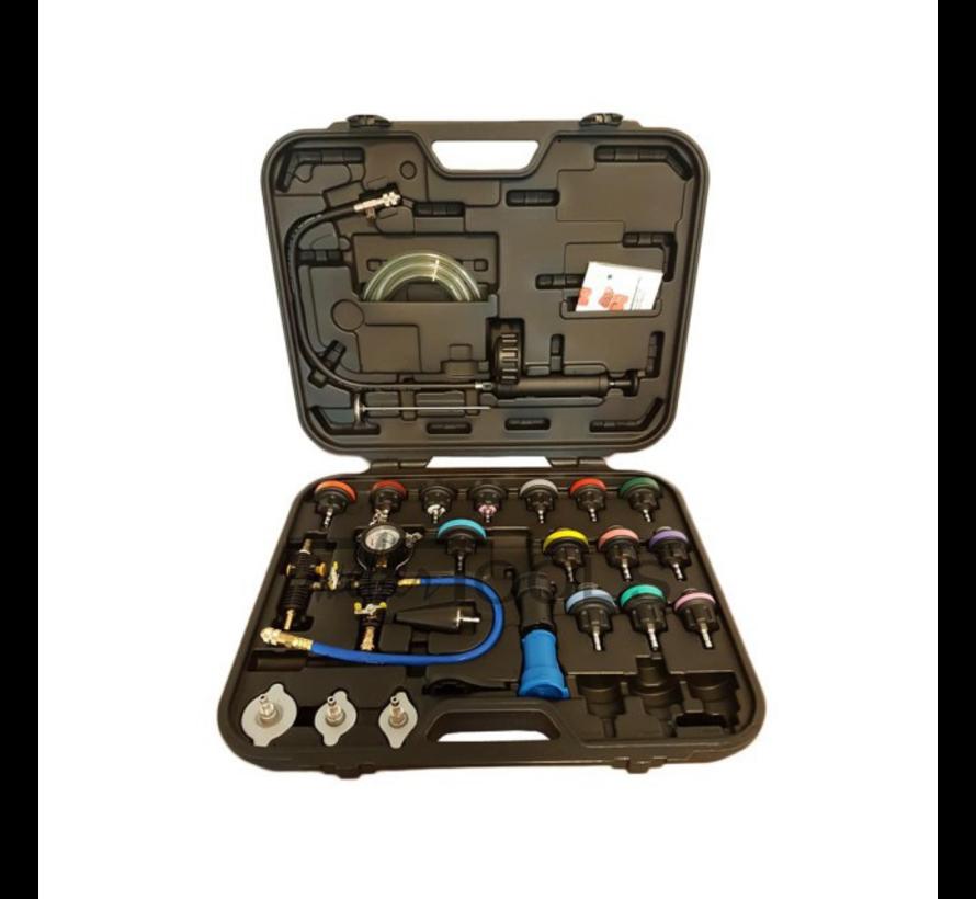 Weber Tools Koelvloeistof afpers / vul set