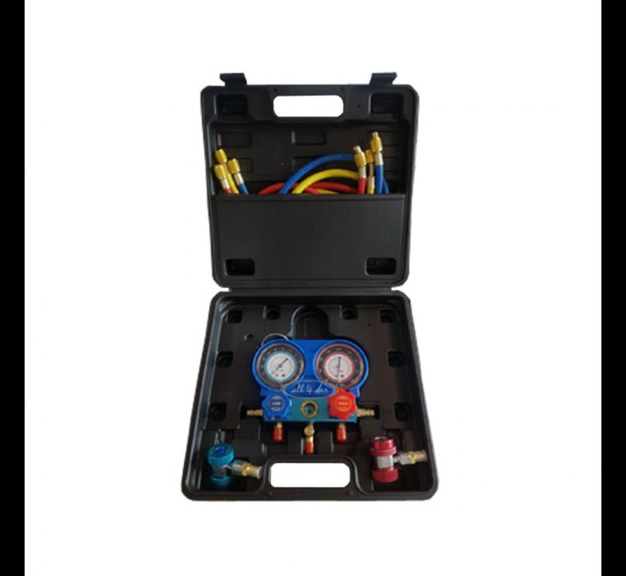 Weber Tools Airco diagnose set R134A