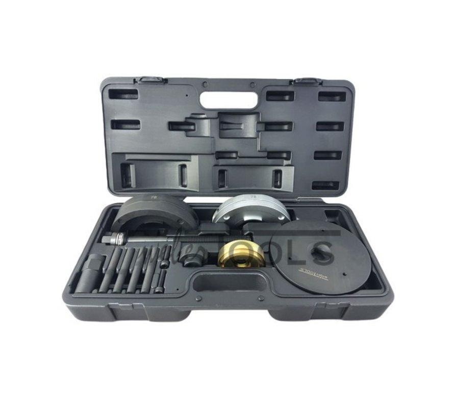 Weber Tools wiellager (de)montage set